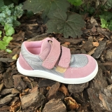 Baby Bare Shoes - Febo Sneakers Pink