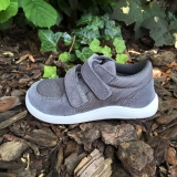 Baby Bare Shoes - Febo Sneakers Grey