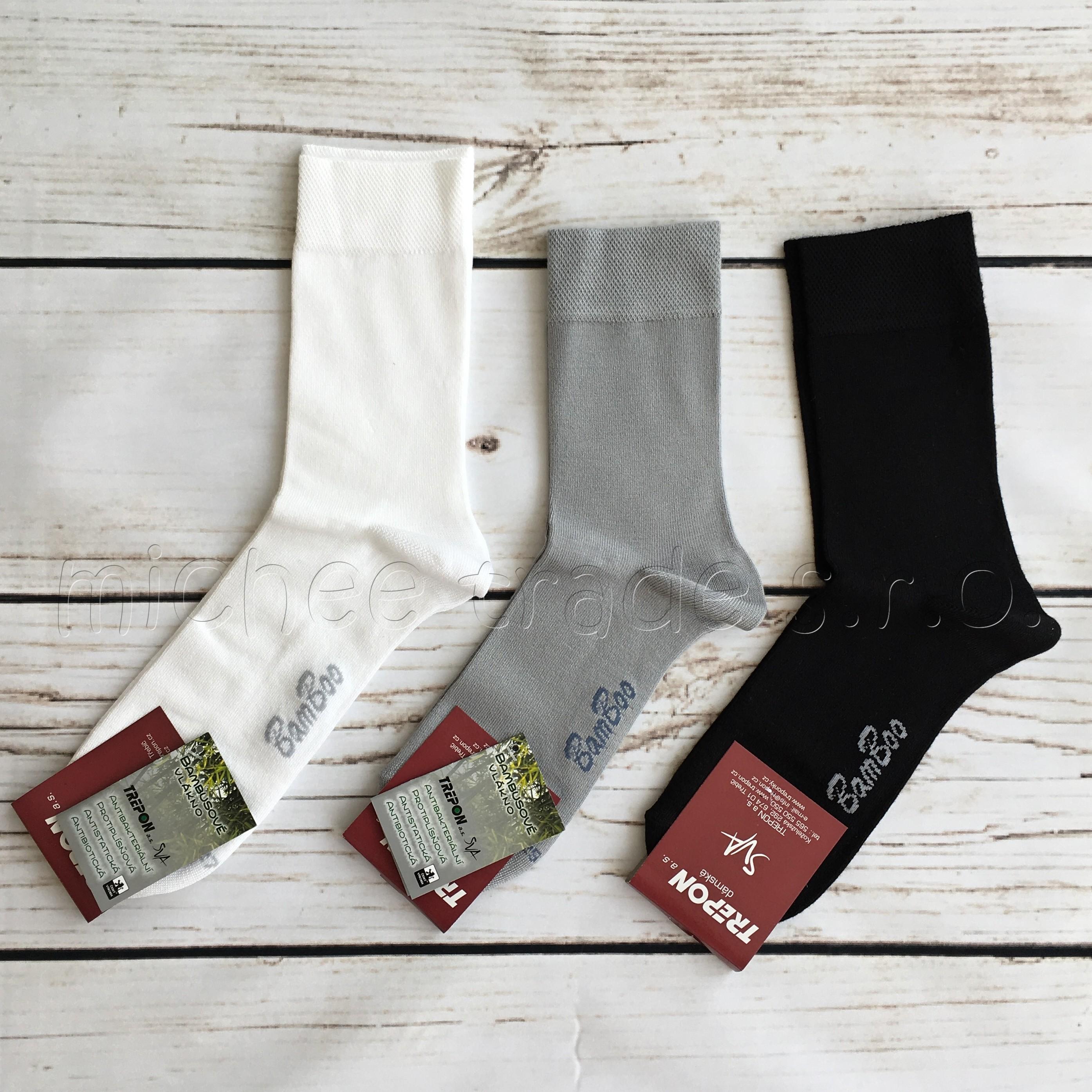 Bambusové ponožky Elena 7cbd495800