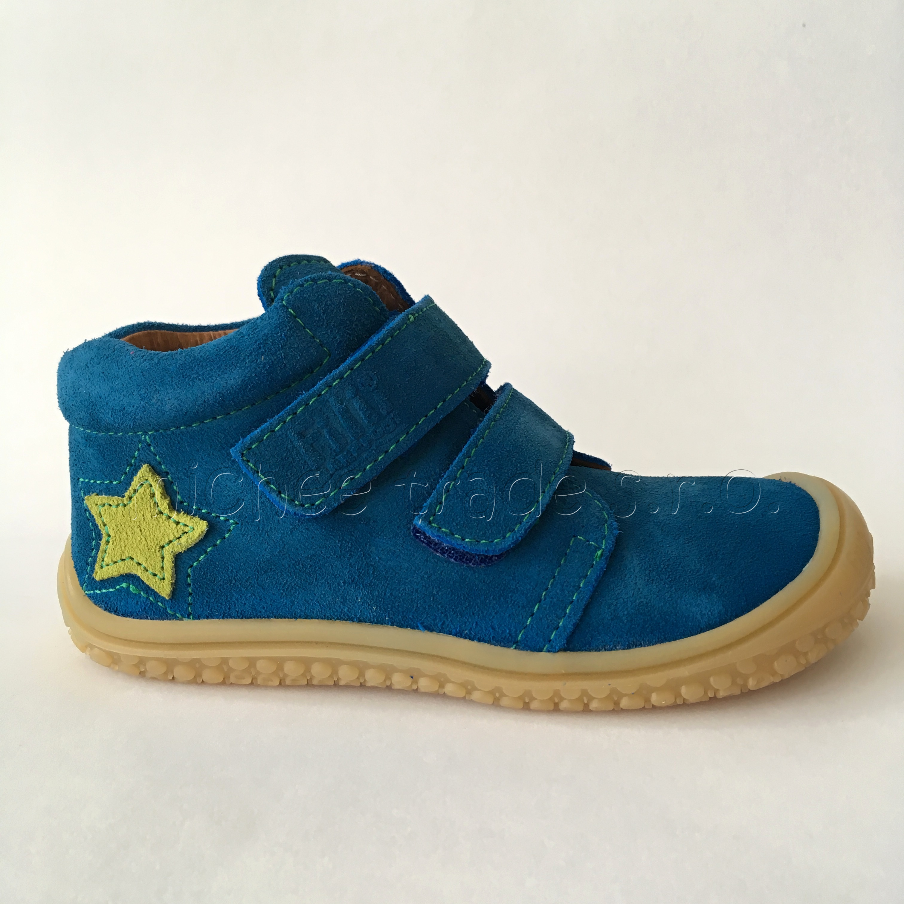 Filii Klett royalblue/star/Velours