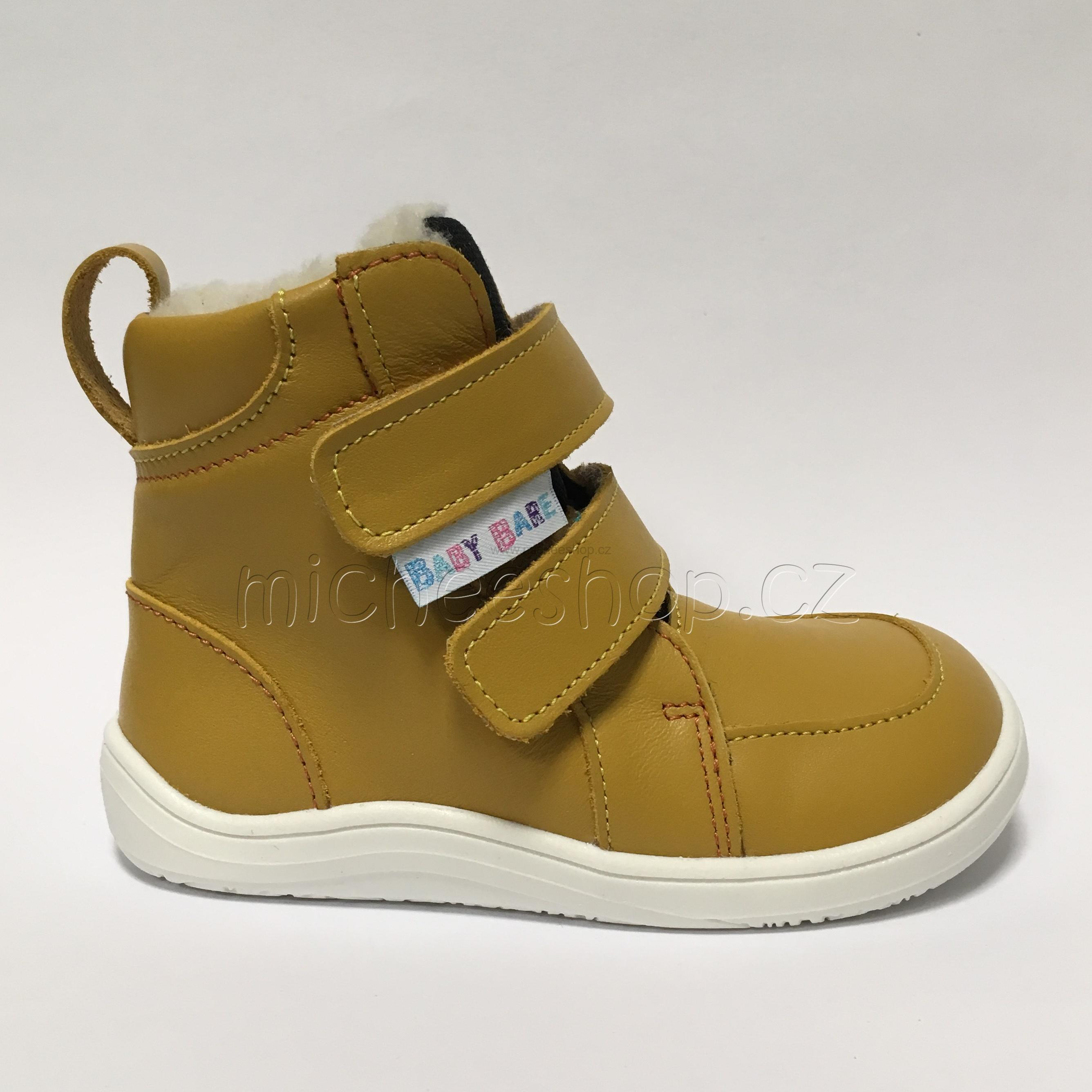 2a59857d60e Zimní obuv | Baby Bare Shoes - Febo Winter Kayak | micheeshop / e ...
