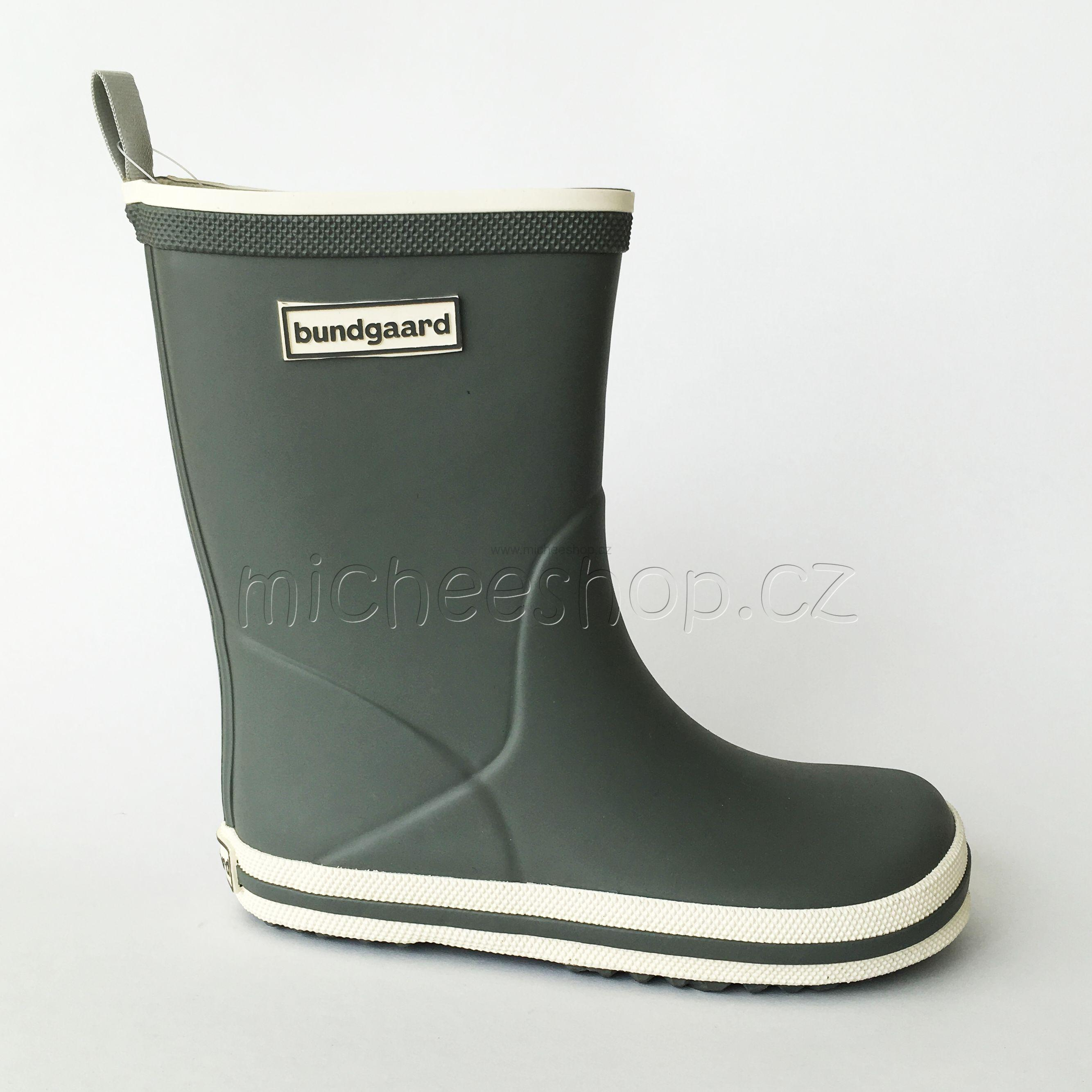 Bundgaard Classic Rubber Boot Cool Grey 28