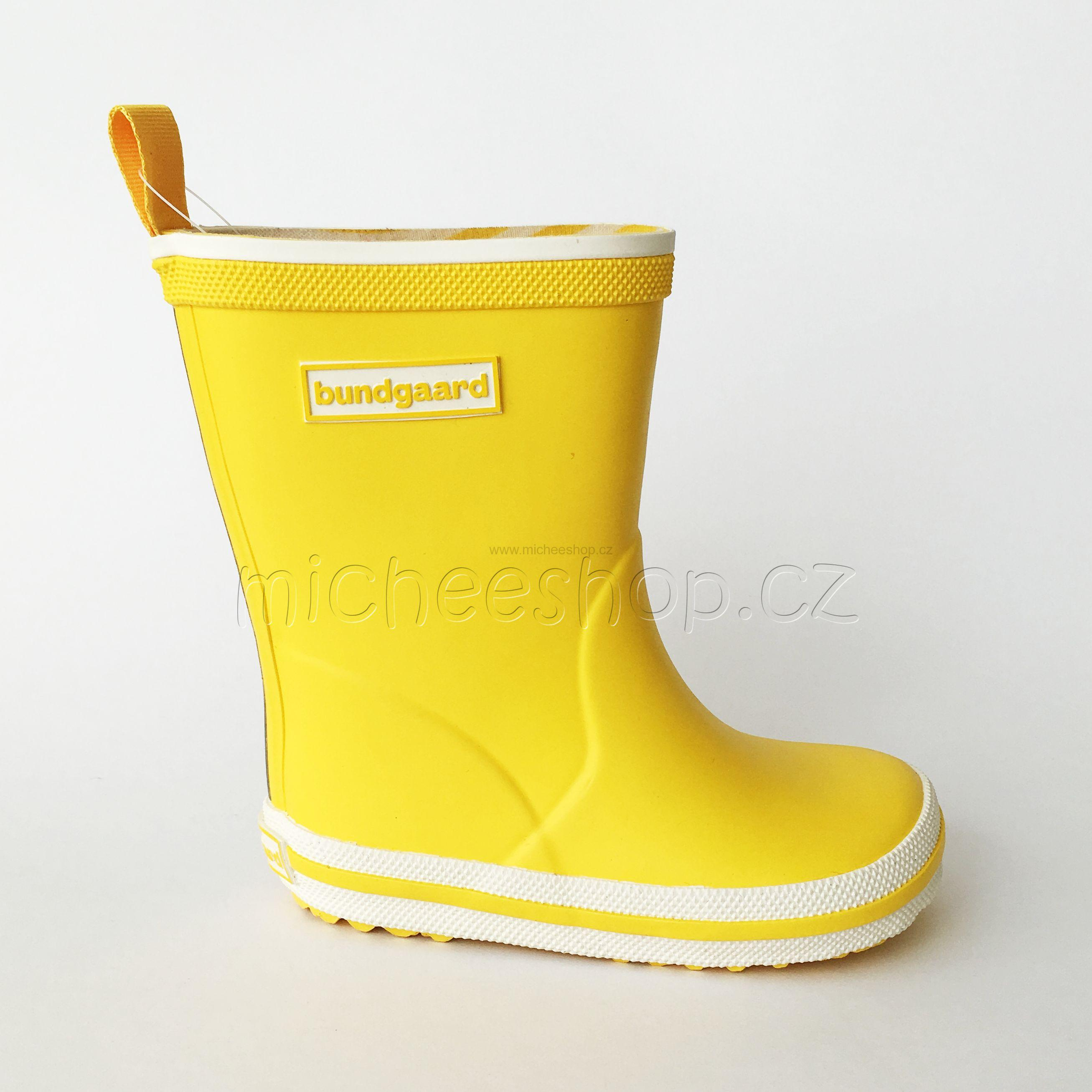 Bundgaard Classic Rubber Boot Sunflower 24