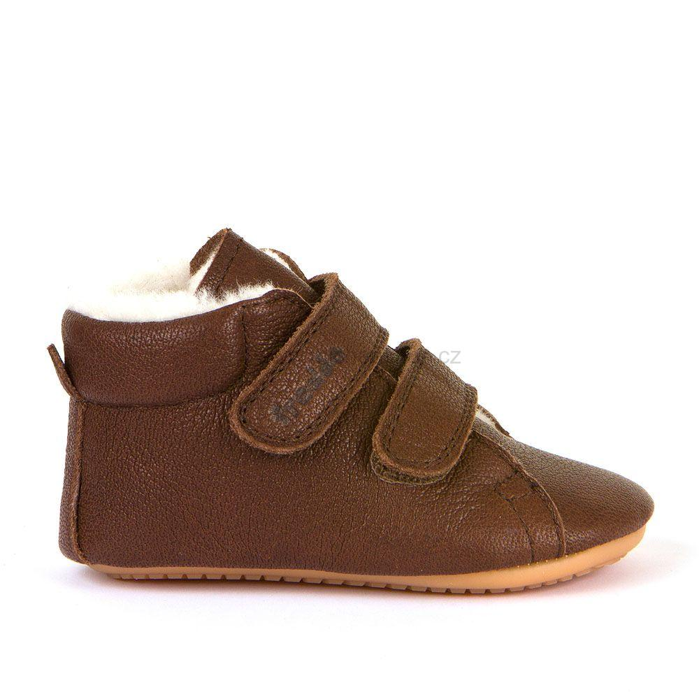 Froddo Prewalkers Wool Brown 20