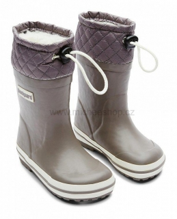 Bundgaard Sailor Rubber Boots Warm Grey