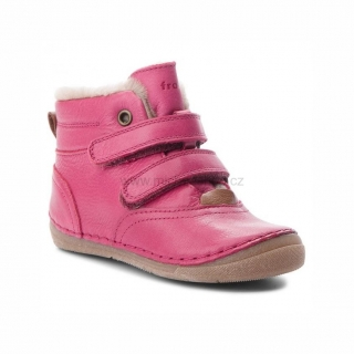 Froddo Flexible Fuchsia Sheepskin 29