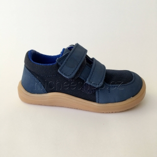 Baby Bare Shoes - Febo Sneakers Navy/Resina