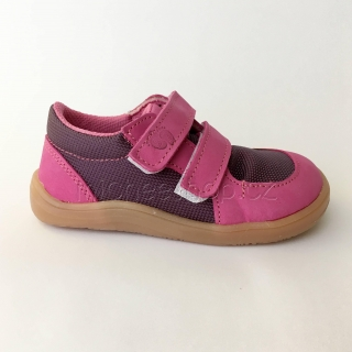 Baby Bare Shoes - Febo Sneakers Fuchsia/Resina