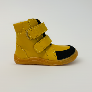 Baby Bare Shoes - Febo Winter Asfaltico - Kayak